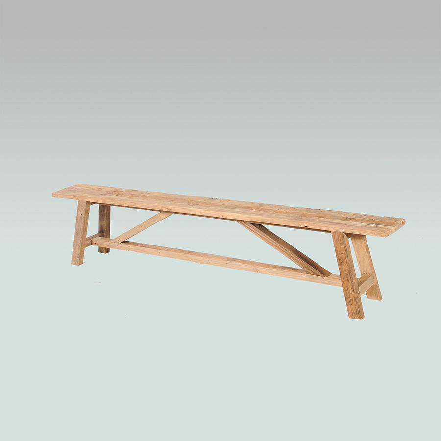 Long bench Andreas Suka