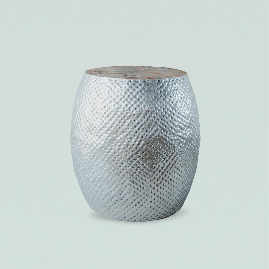 Stool Aluminium Dot