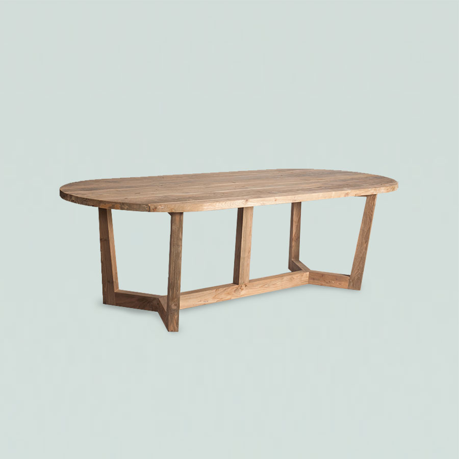 Oval Table lionel Outdoor