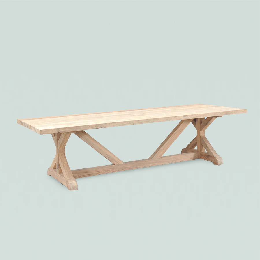 Dining Table Country Outdoor