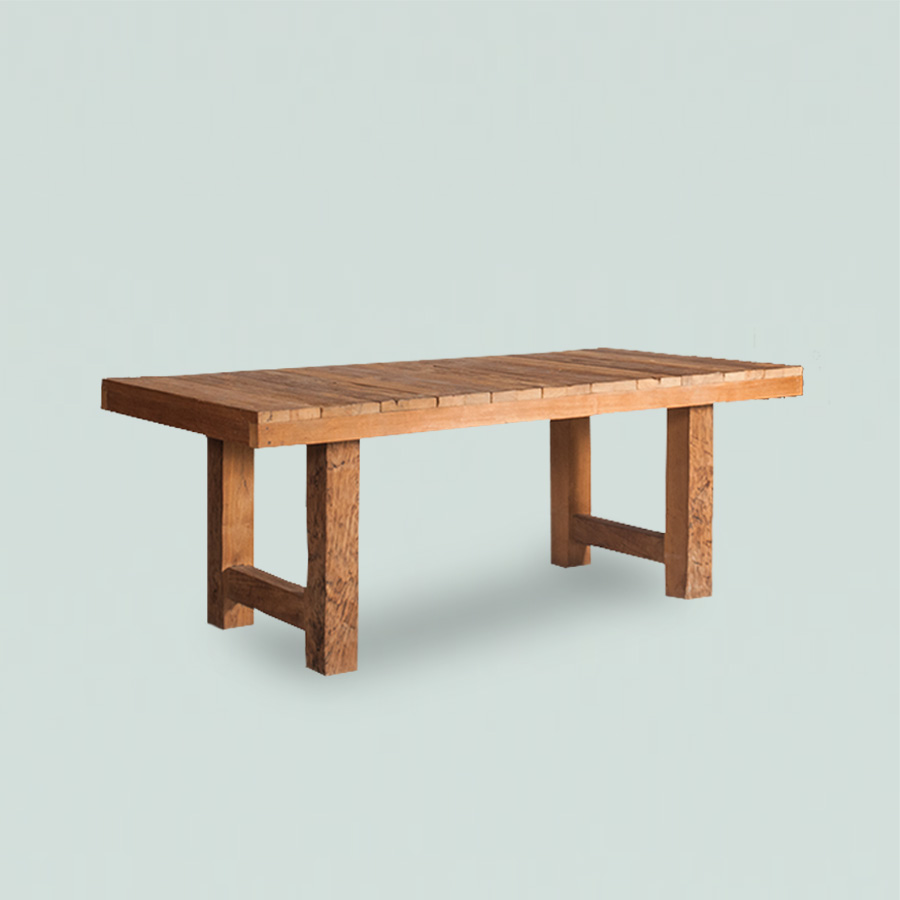 Dining Table Rustic T